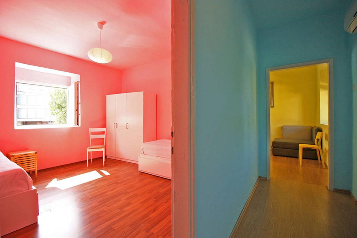 Pareti Azzurro E Oro : L armonia del colore in architettura arkt space to architecture