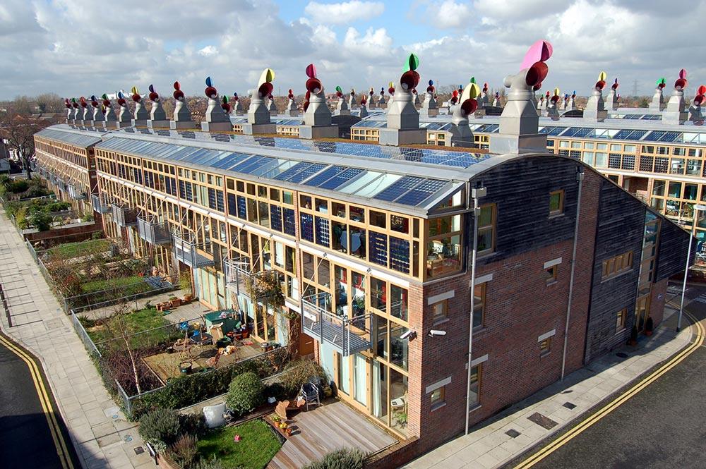 Immagine del progetto – Beddington Zero Energy