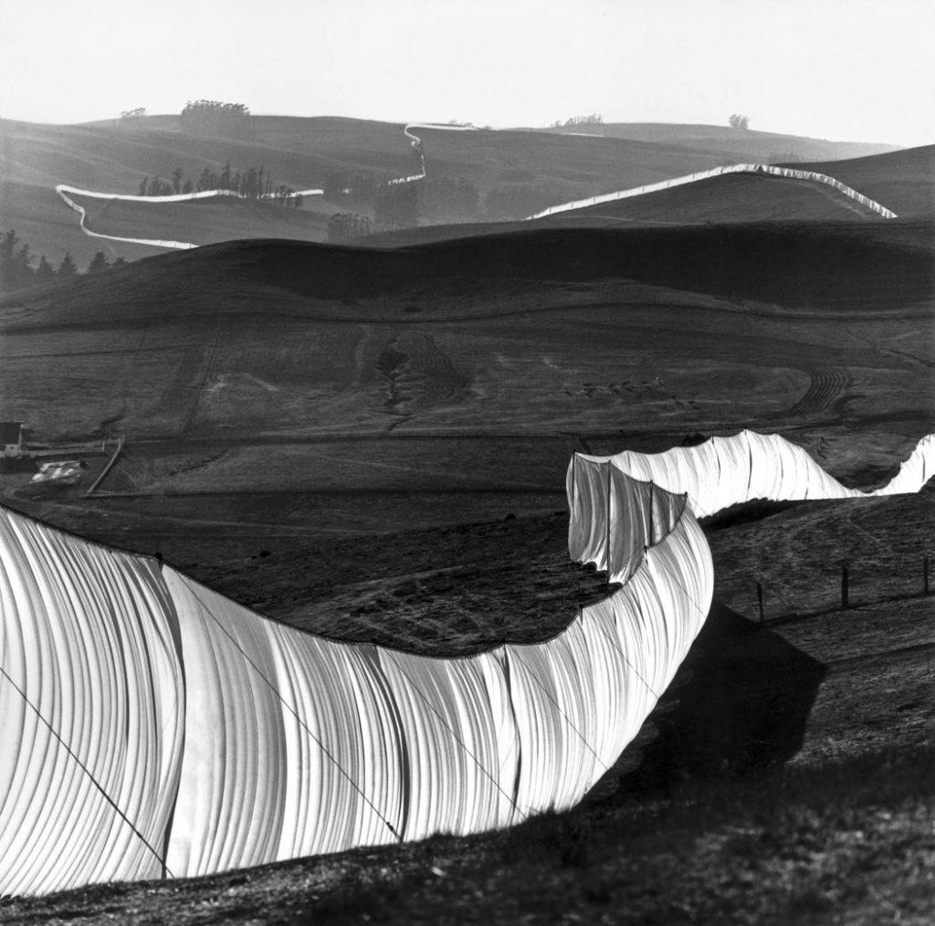 Immagine del progetto Running Fence