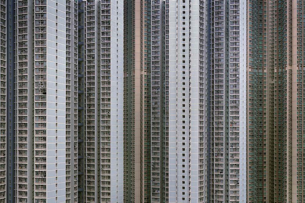 Foto del progetto Architecture of density