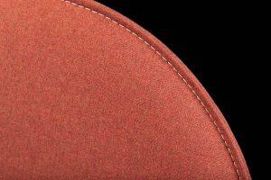 Dettaglio di un Phonolook Design cerchio di colore rosso
