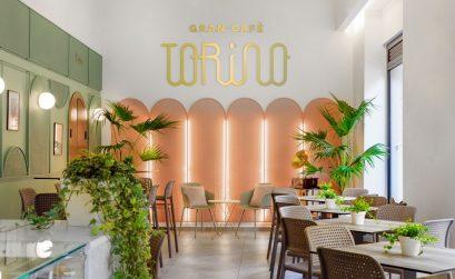 Sala verticale del Gran Cafè Torino